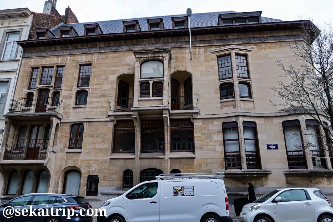 オトレ邸(Hôtel Otlet)