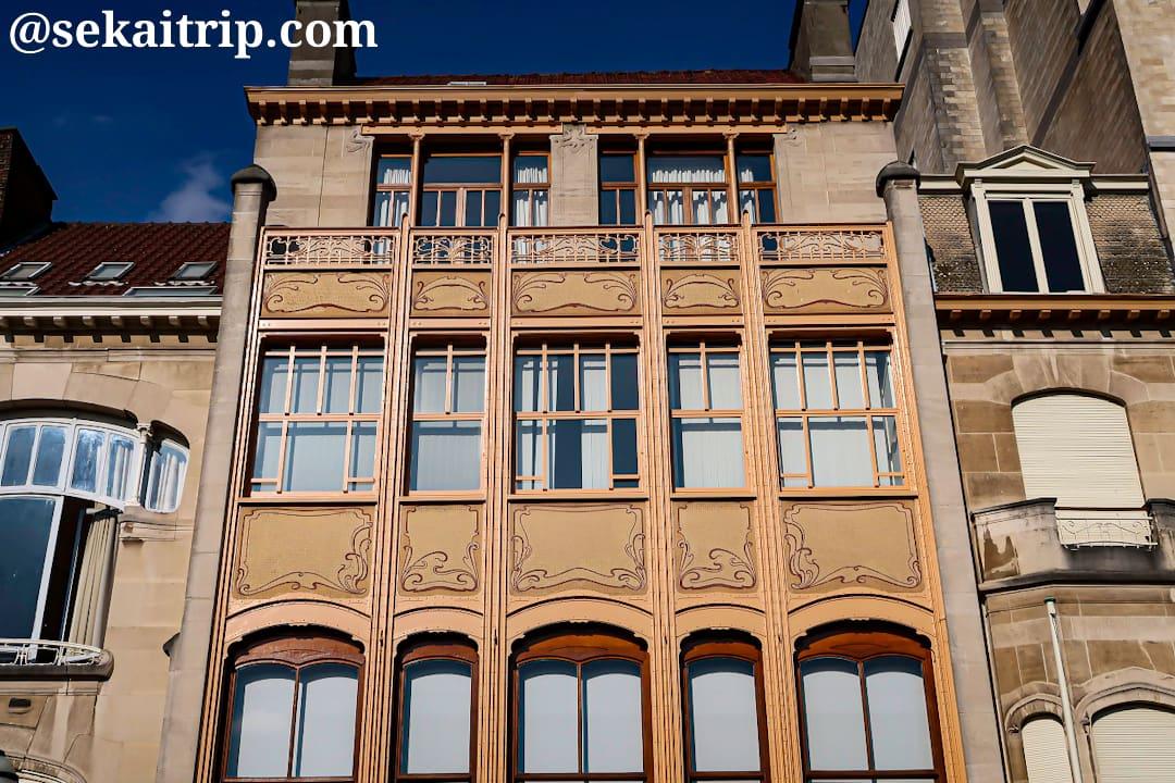 ヴァン・エドヴェルド邸(Hôtel van Eetvelde)