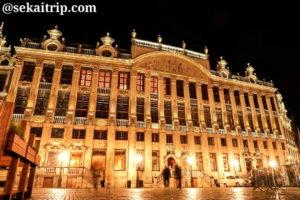 ブラバン公爵の館(夜)