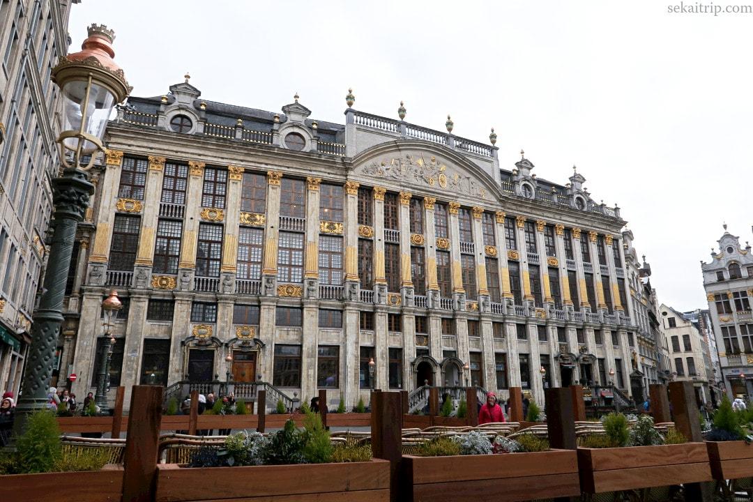 ブラバン公爵の館(Maison des Ducs de Brabant)