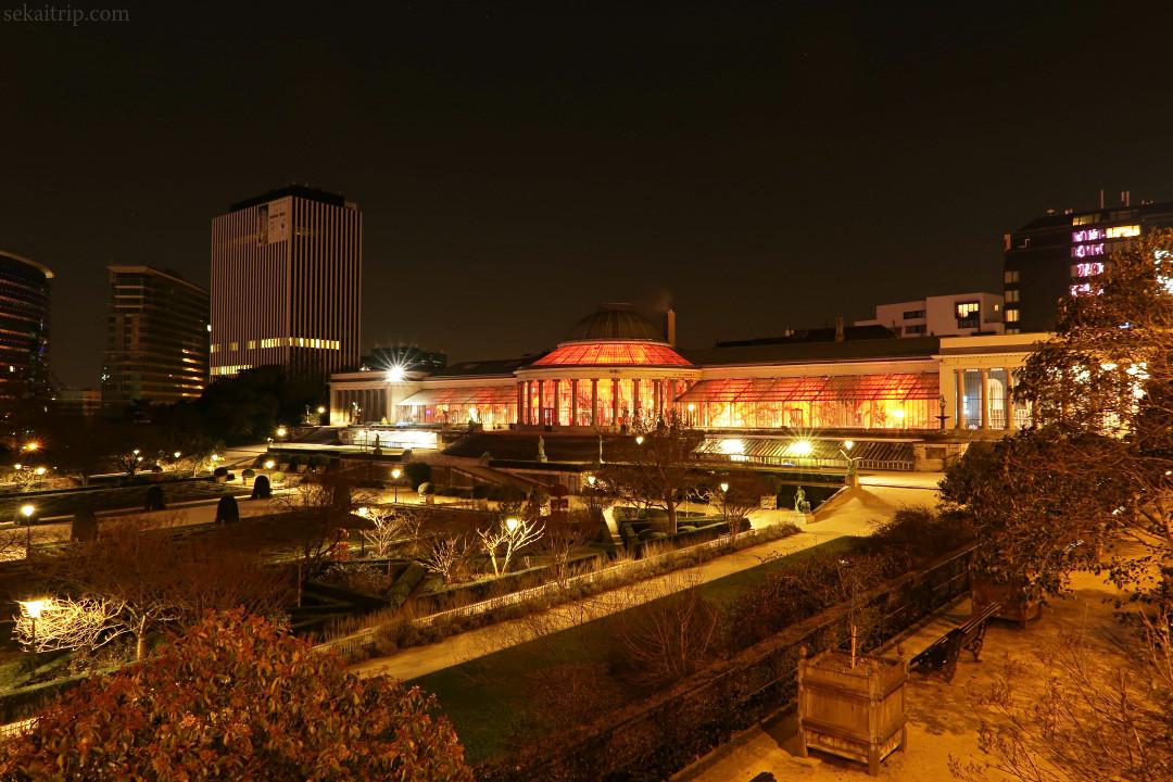 ブリュッセル植物園(Jardin Botanique de Bruxelles)
