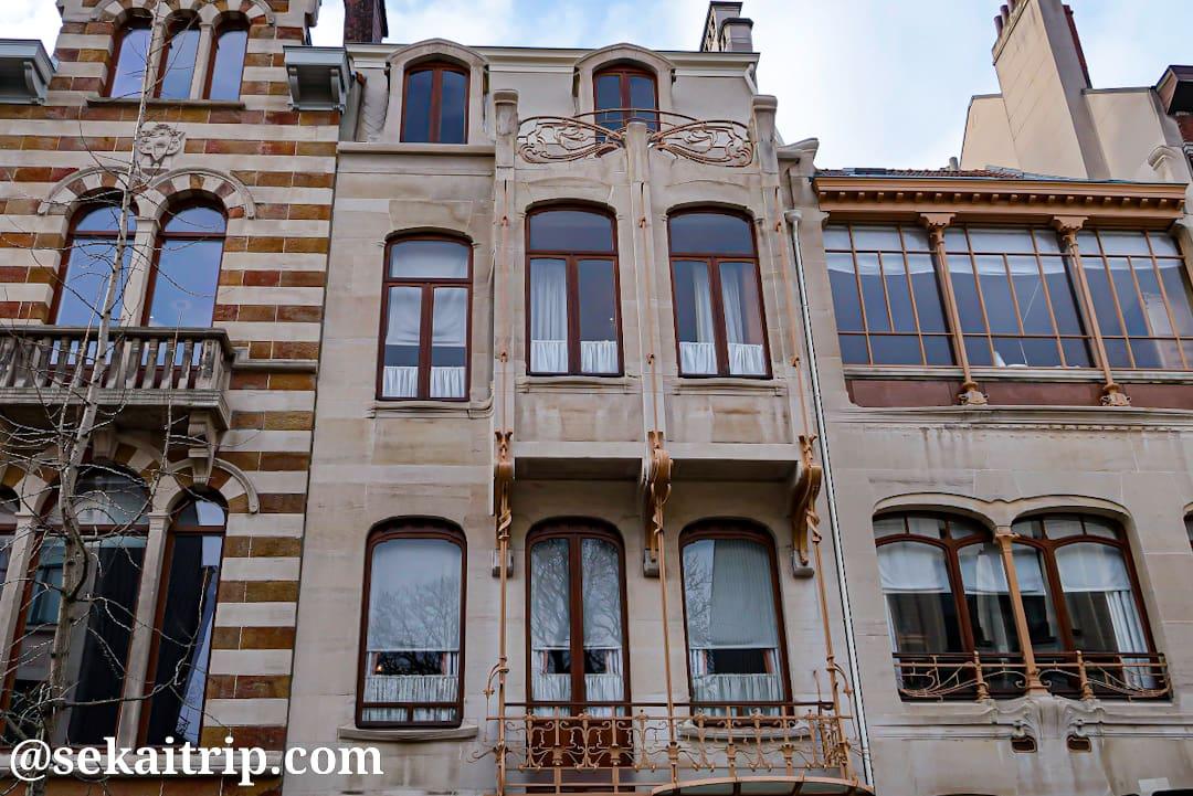 オルタ邸(Maison & Atelier Horta)