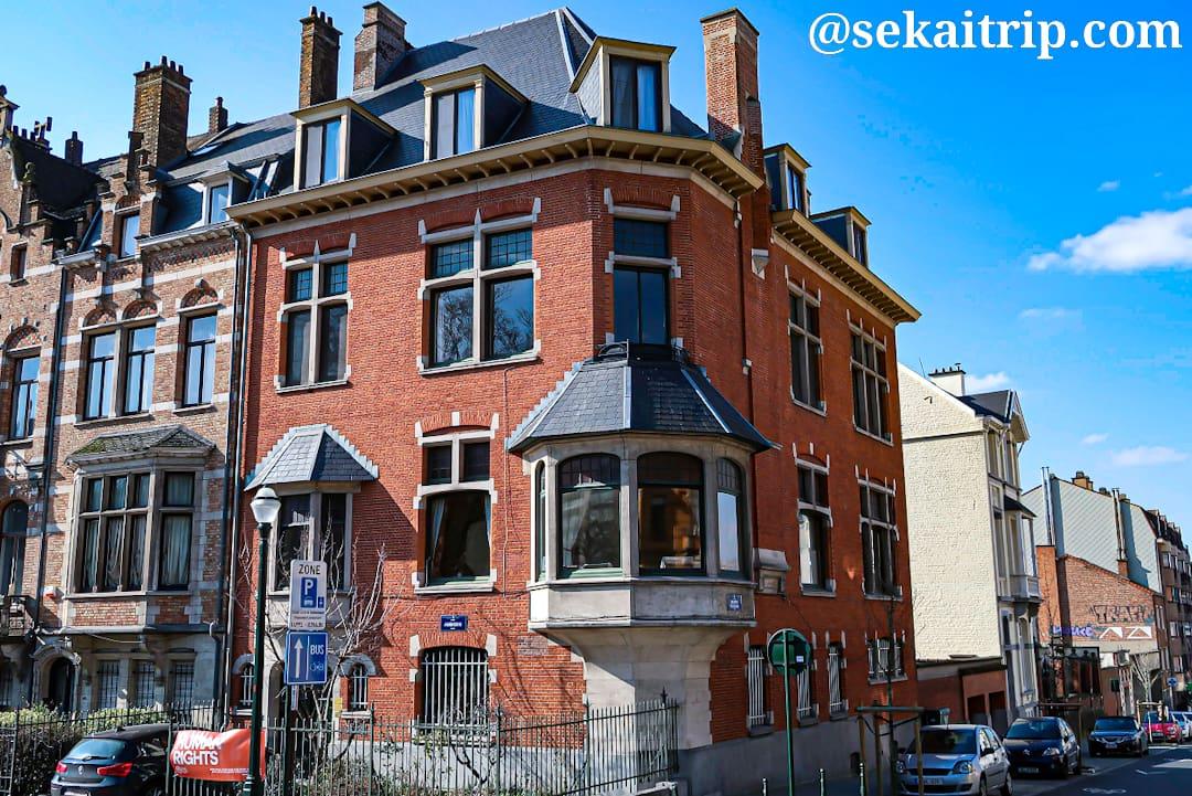 クエーカー邸(Maison Quaker)