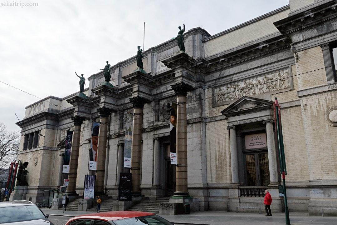 ベルギー王立美術館(Musées Royaux des Beaux-Arts de Belgique)