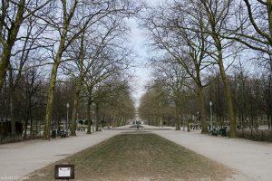 ブリュッセル公園(Parc de Bruxelles)