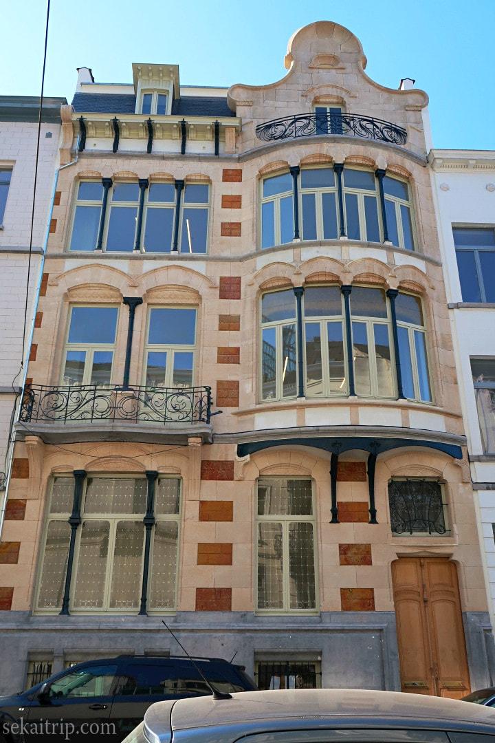 Rue du Taciturne 34
