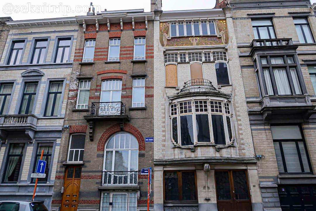Rue Faider 83-85
