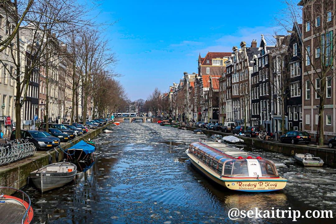 アムステルダムのヘーレン運河(Herengracht)