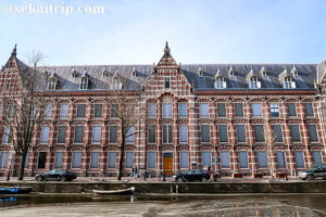 VOCアムステルダム本社(Oost-Indisch Huis)