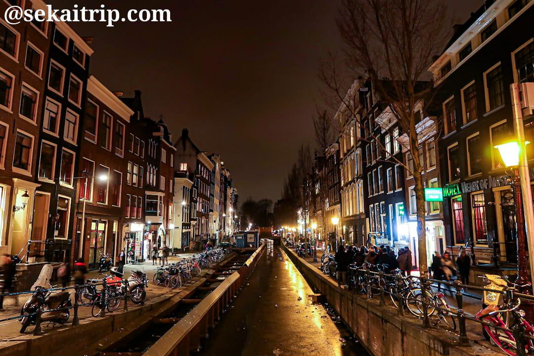 ホテル「Heart of Amsterdam」周辺
