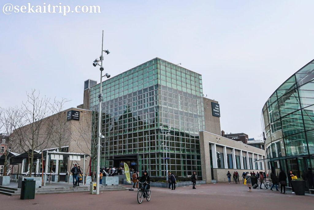 アムステルダムのゴッホ美術館(Van Gogh Museum)