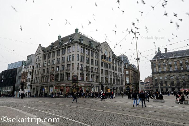 マダム・タッソー・アムステルダム(Madame Tussauds Amsterdam)