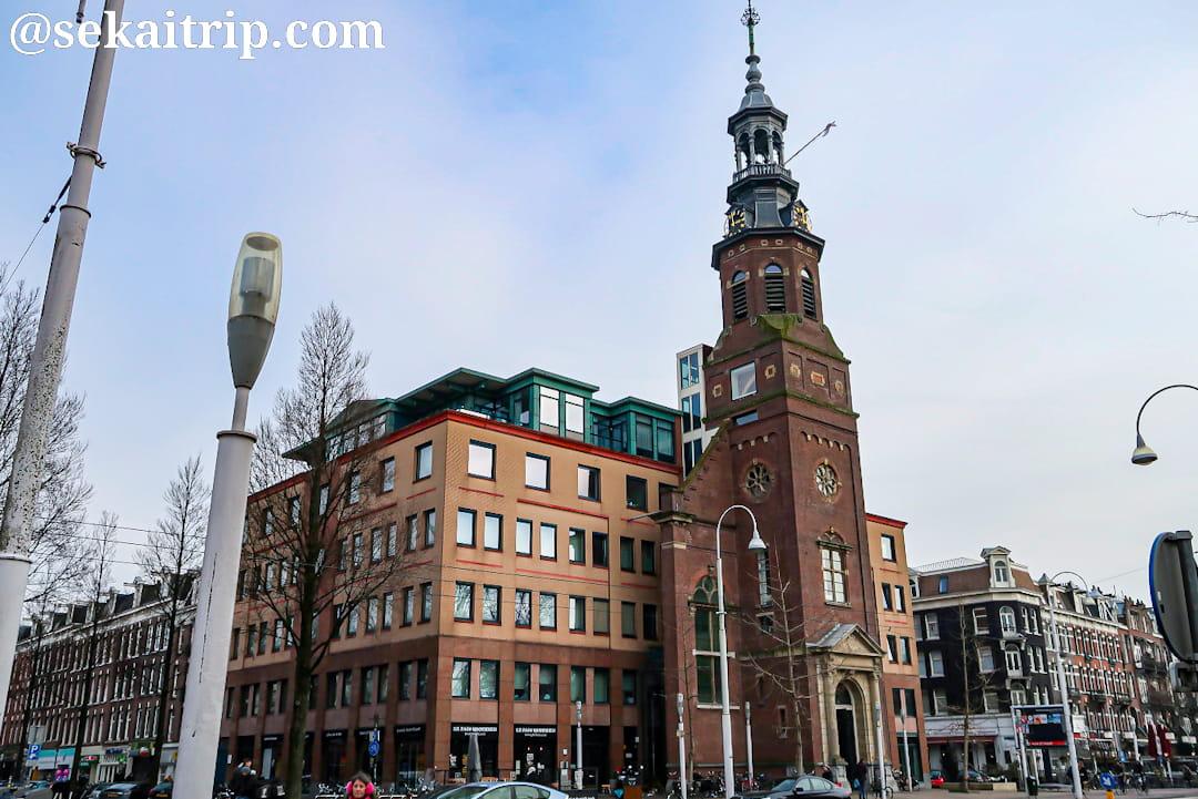 アムステルダムのマウダー教会(Muiderkerk)