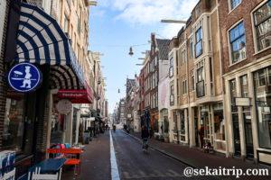 アムステルダムのベレン通り(Berenstraat)