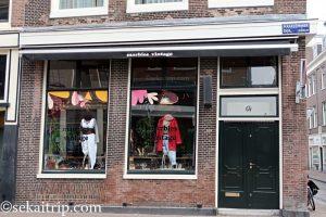 ハールレンメルダイク(Haarlemmerdijk)の古着屋さん