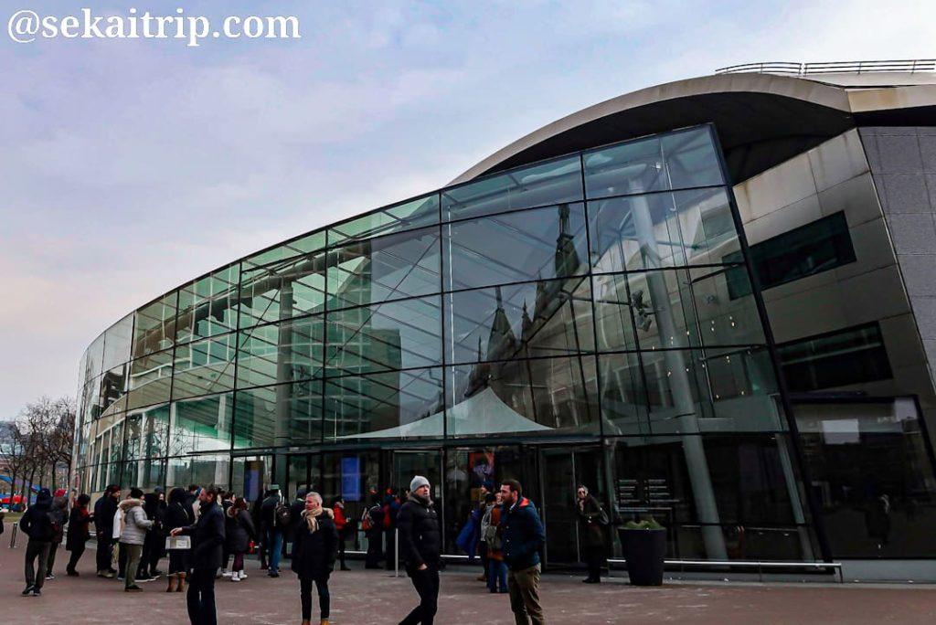 アムステルダムのゴッホ美術館(Van Gogh Museum)別館