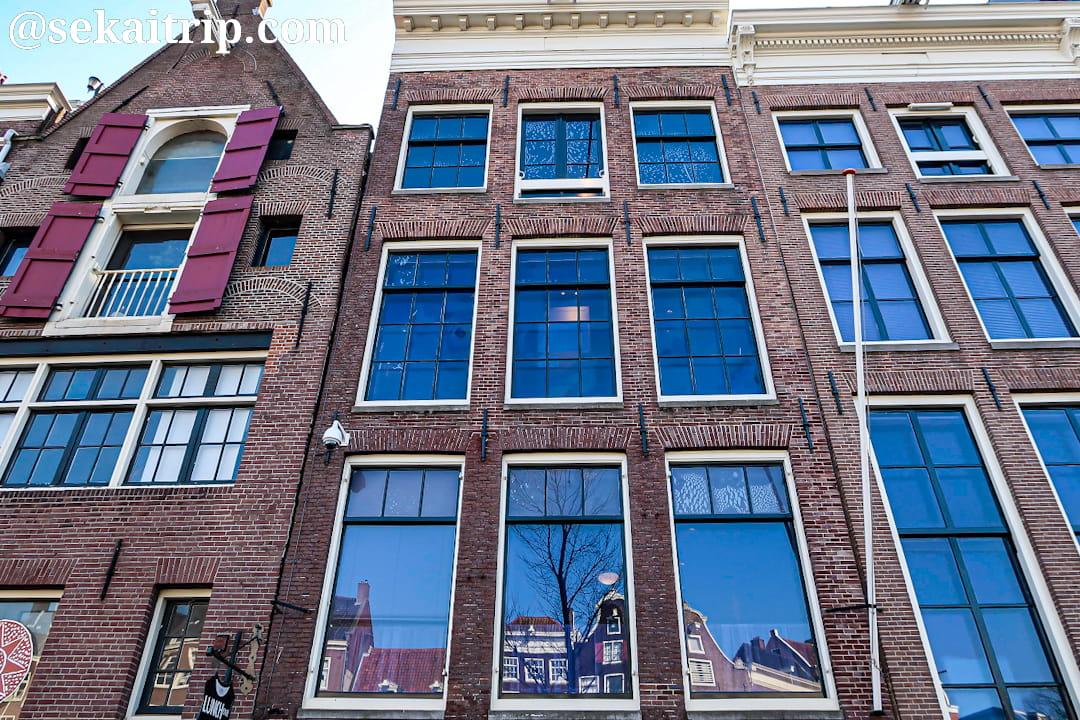 アンネ・フランクの家(Anne Frank Huis)