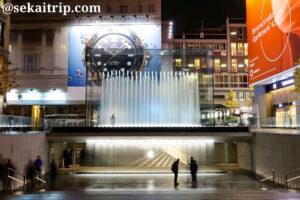 ミラノのアップルストア「Apple Piazza Liberty」