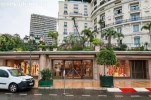 モンテカルロ通り(Avenue de Monte-Carlo)のエルメス