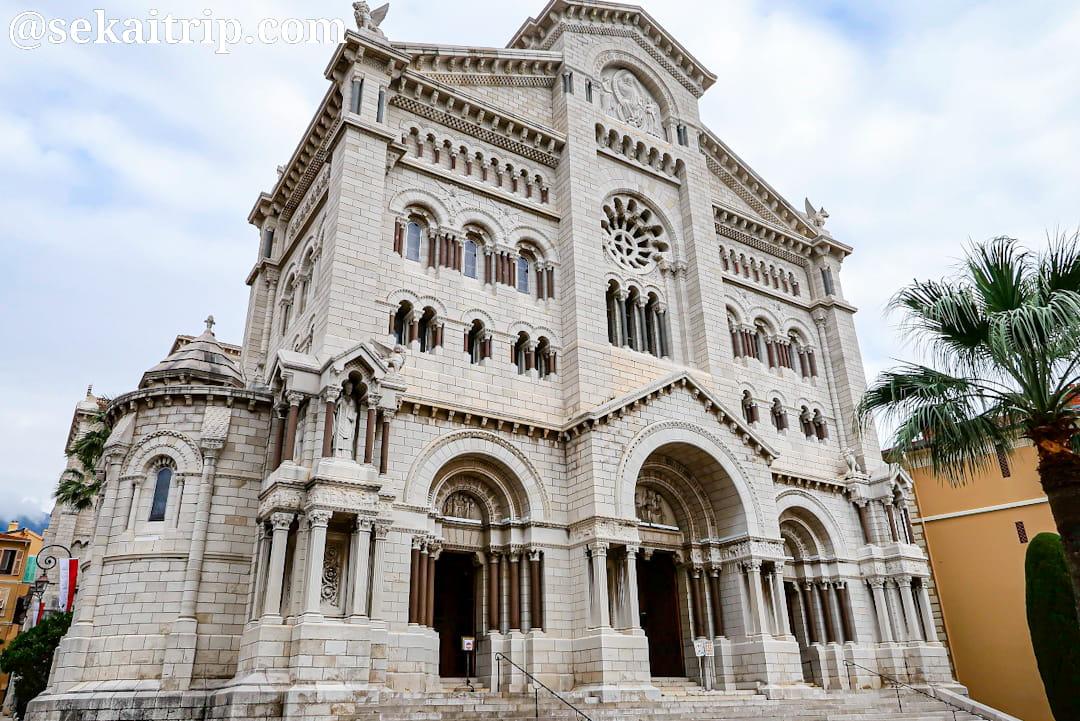 モナコ大聖堂(Cathédrale de Monaco)