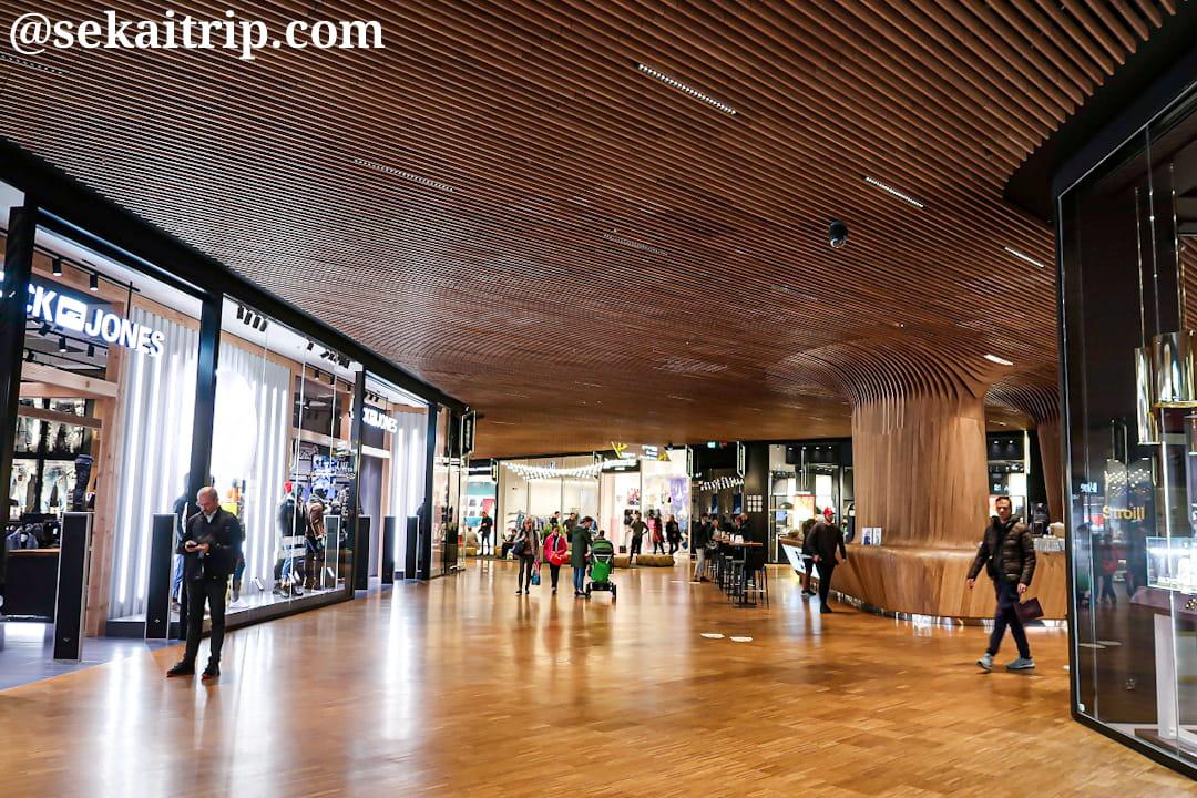 シティーライフ・ショッピング・ディストリクト(CityLife Shopping District)の店内