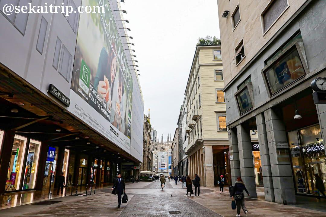 ヴィットーリオ・エマヌエーレ2世通り(Corso Vittorio Emanuele II)