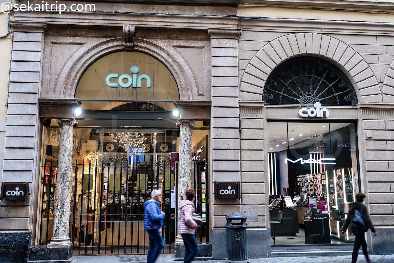フィレンツェのコイン(COIN)