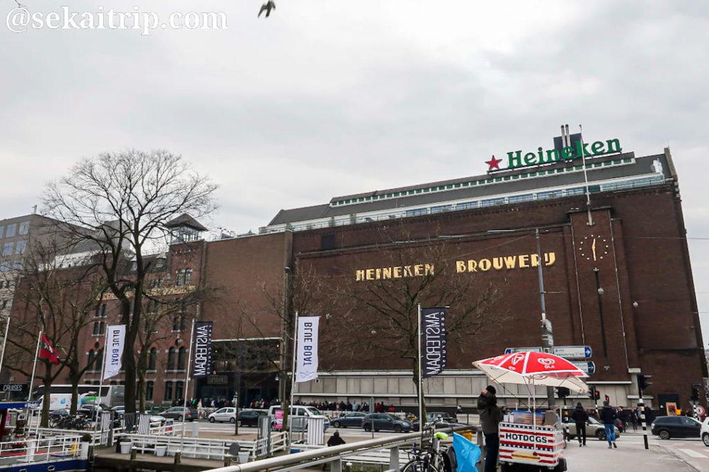 ハイネケン・エクスペリエンス(Heineken Experience)