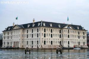 国立オランダ海洋博物館(Het Scheepvaartmuseum)