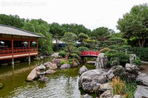 モナコ日本庭園(Jardin Japonais de Monaco)