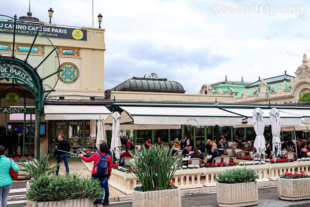カフェ・ド・パリ(Café de Paris)