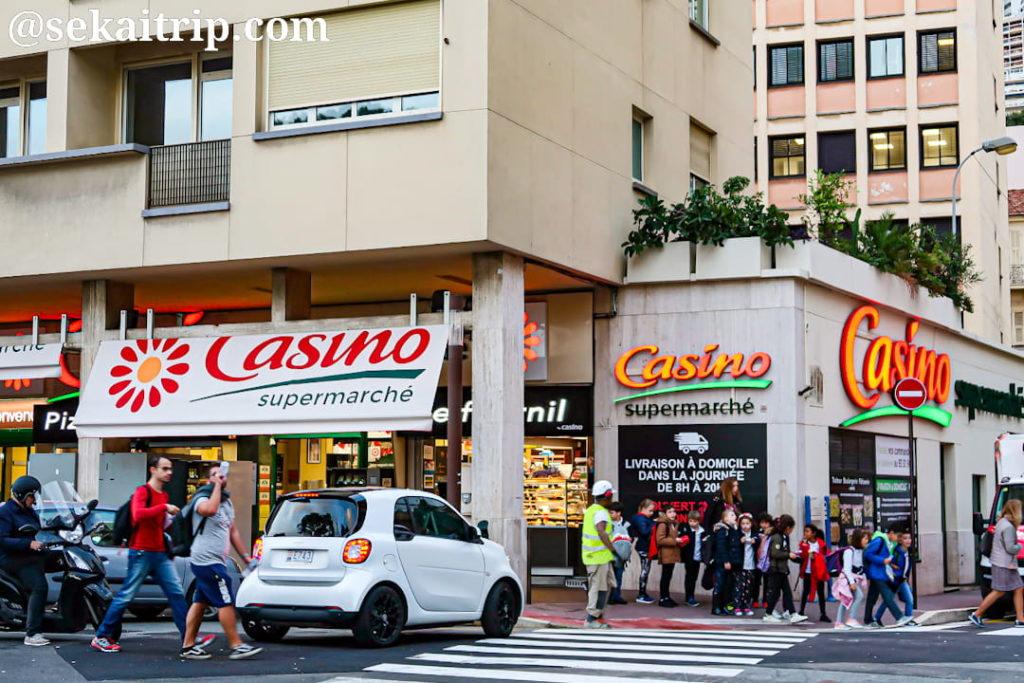 カジノ・スーパーマーケット(Casino Supermarché)