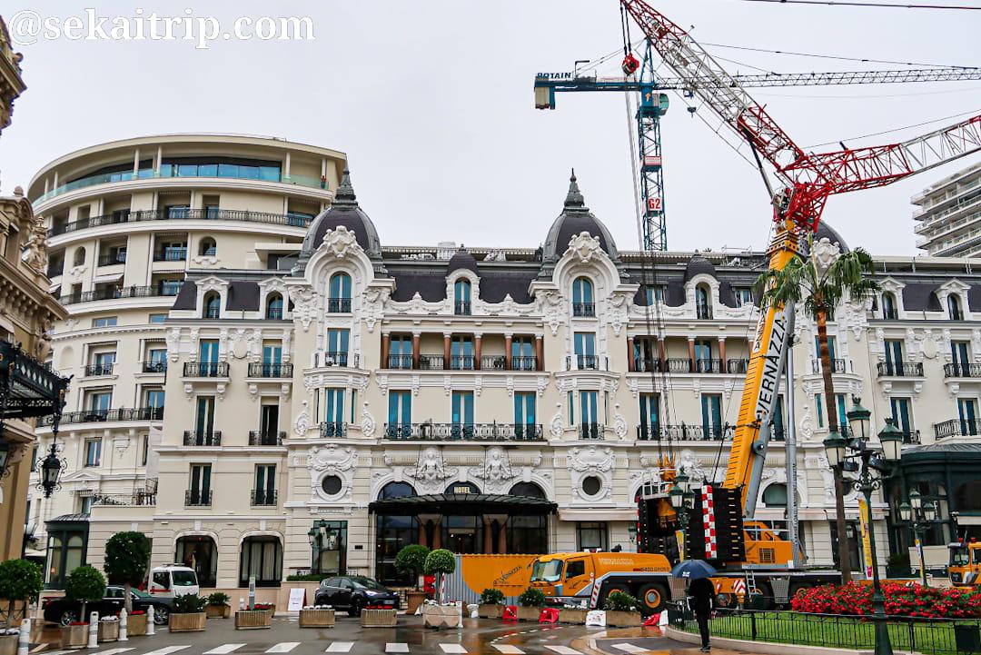 オテル・ド・パリ・モンテカルロ(Hôtel de Paris Monte-Carlo)