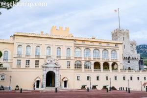大公宮殿(Palais Princier de Monaco)
