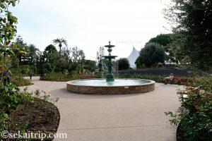 モナコのグレース公妃バラ園