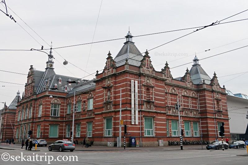 アムステルダム市立美術館(Stedelijk Museum Amsterdam)