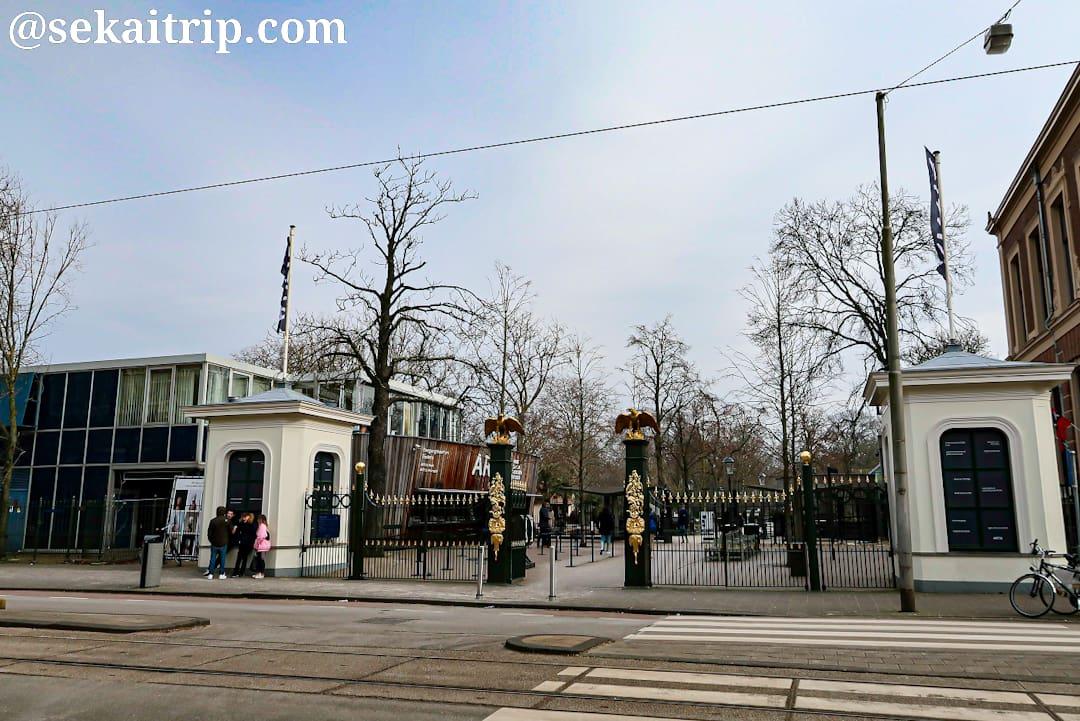 アムステルダムのアルティス動物園(ARTIS)