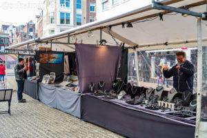 アートスクエア・スパイ(Artplein-Spui)で販売されていたアクセサリーなど