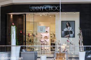 ファッション・アウトレッツ・オブ・シカゴのジミー・チュウ