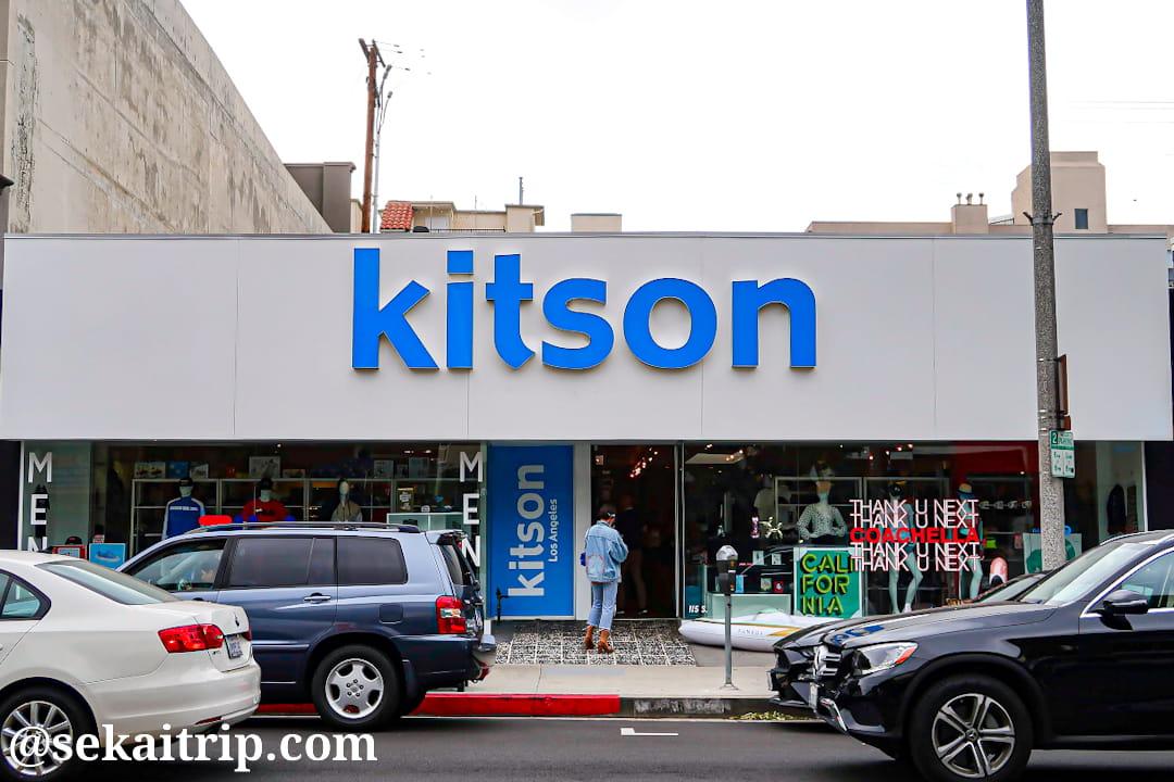 キットソン(kitson)本店