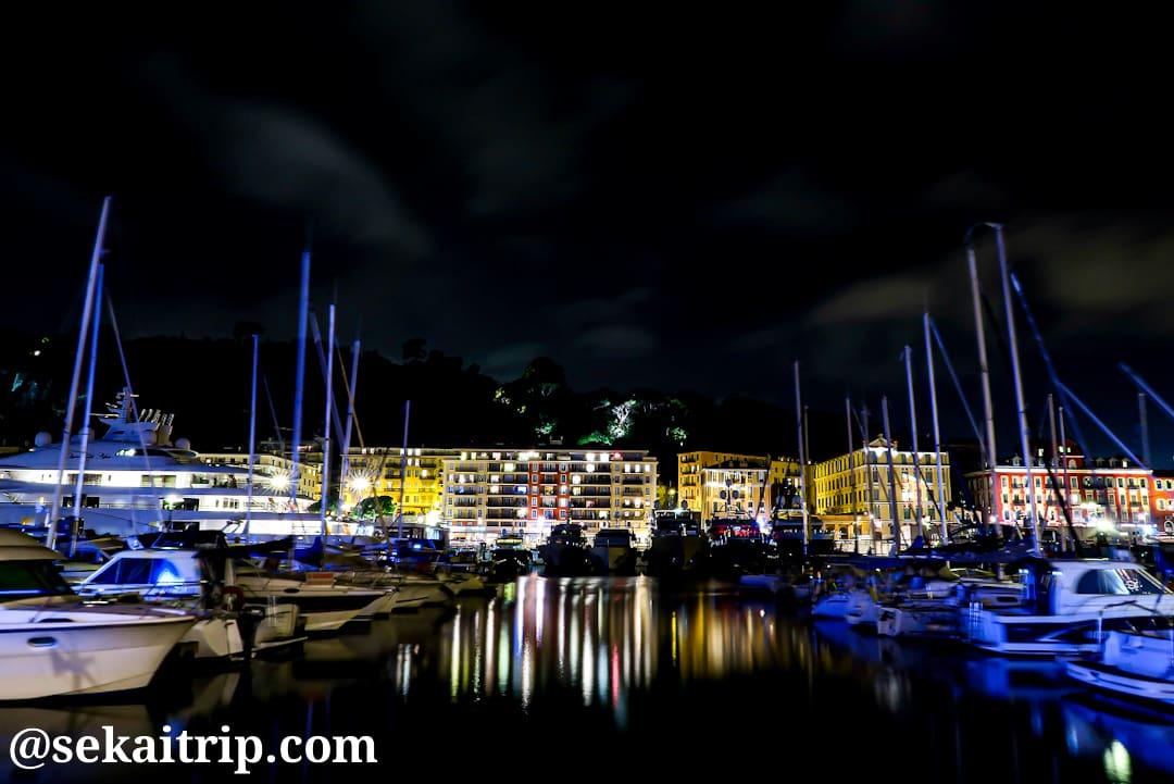 ニース港(Port de Nice)