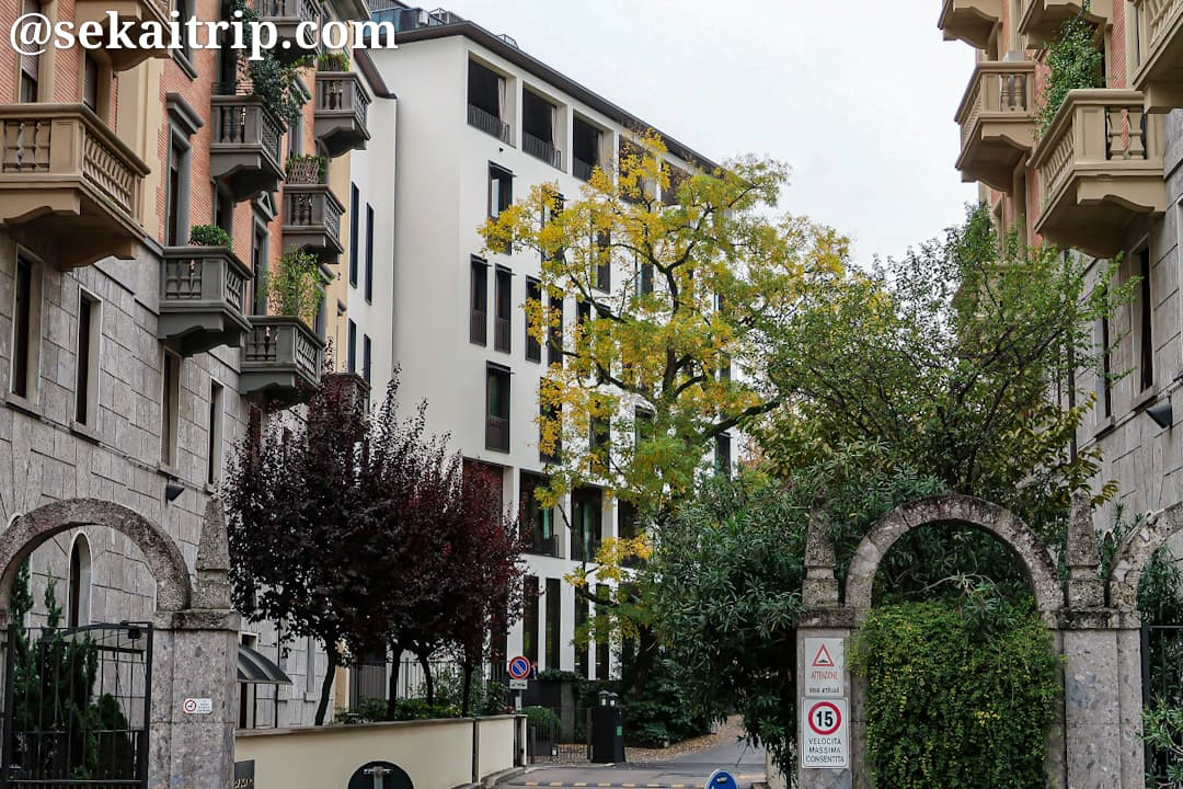 ブルガリ・ホテル・ミラノ(Bulgari Hotel Milano)
