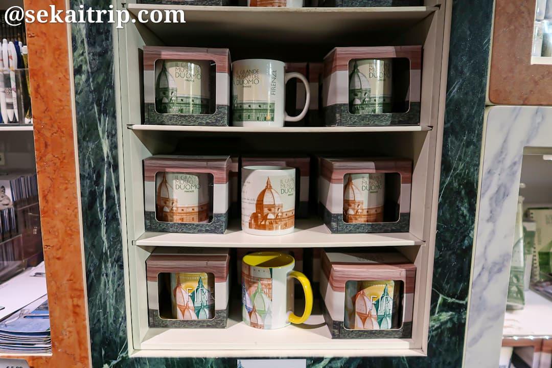 サンタ・マリア・デル・フィオーレ大聖堂のマグカップ