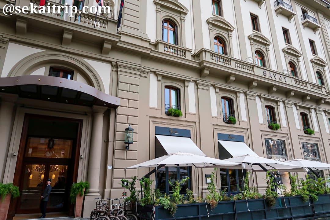 ホテル・サボイ(Hotel Savoy)