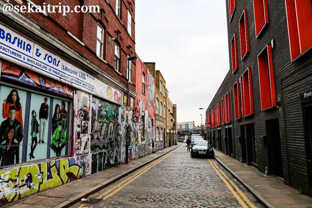 グリムズビー・ストリート(Grimsby Street)