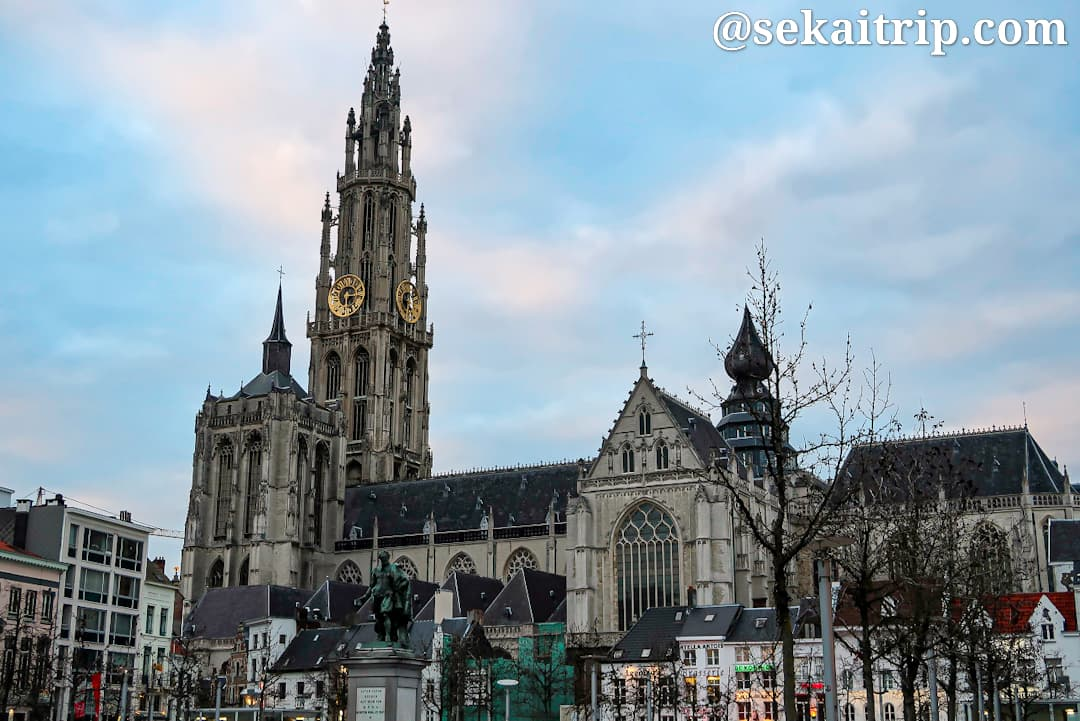 アントワープ聖母大聖堂(Onze-Lieve-Vrouwekathedraal Antwerpen)