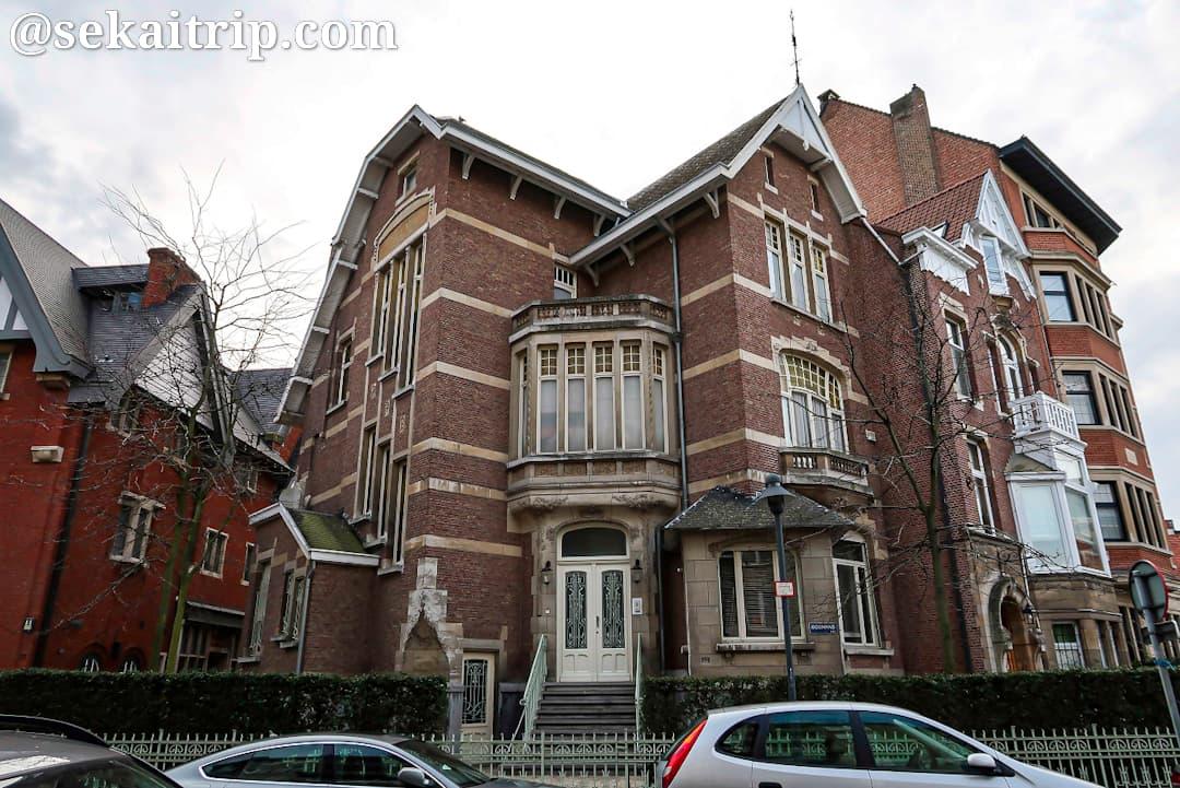 ローラン・デュヴィヴィエ邸