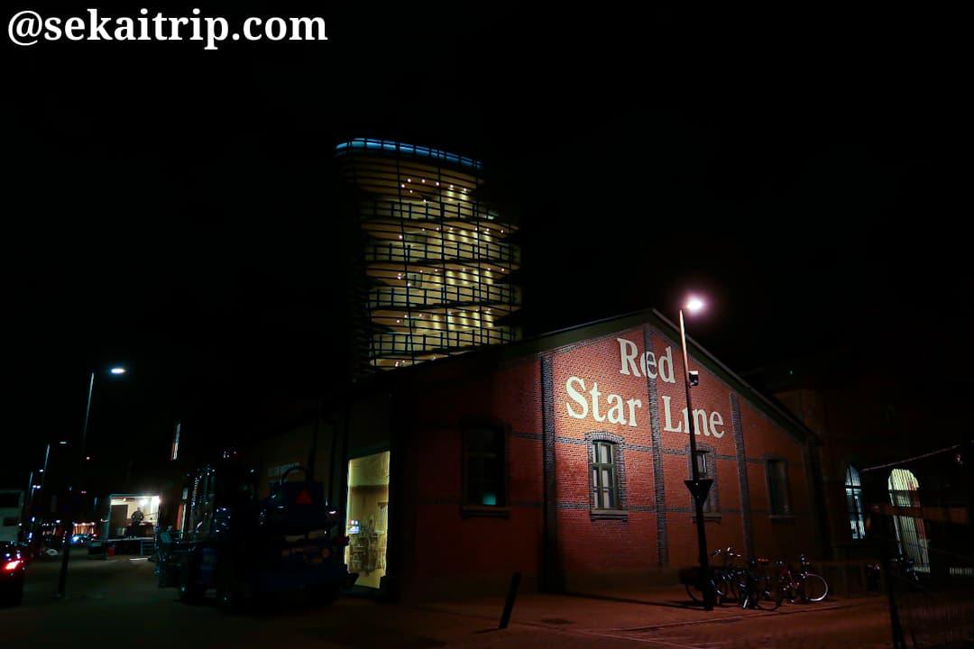 レッドスターライン博物館(Red Star Line Museum)