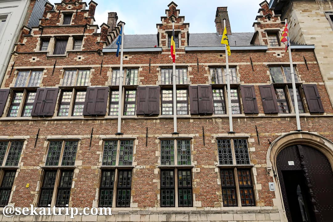 ルーベンスの家(Rubenshuis)
