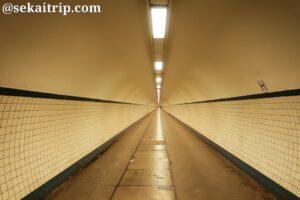 シント・アナ・トンネル(Sint-Annatunnel)
